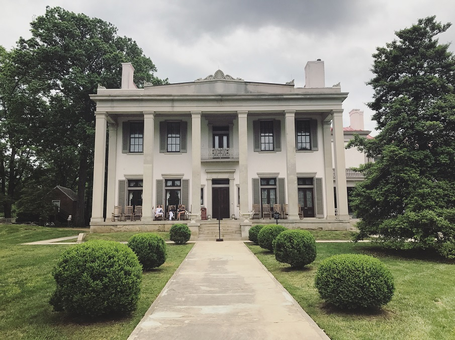 Belle Meade plantation in Nashville